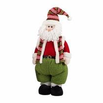 Santa Claus Muñeco Adorno De Navidad 64cm 147389
