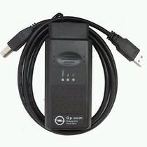 Op Com Escaner Automotriz Chevrolet Interface Obd2 Usb 2010