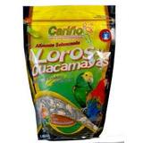 Alimento Loros 750 Gr Cariño Guacamaya Pericos Cotorros Ave