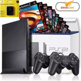 Video Game Playstation 2 Desbloqueado Completo Mercado Livre