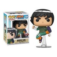 Pop! Funko Rock Lee #739   Naruto   Naruto Shippuden