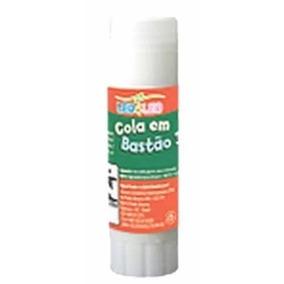 12 Colas Bastão 21g - Lavável Leo&leo (cx)