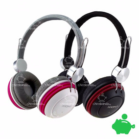 Auricular Extra Bass C/microfono Xion Xi-au18 Chiroleando