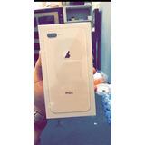 Iphone 8 Plus De 64gb Libre 4g Lte Gtia Apple Caja Sellada