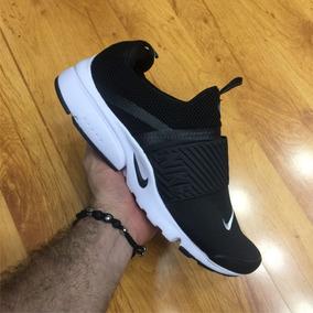 f85db17b08757 Cargando zoom. Tenis Zapatillas Nike Air Presto Extreme Negra Hombre Mujer  ...