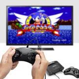 Consola De Juegos Sega Con 81 Juegos Clasicos Pre Cargados