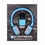 Kit Mp4 + Auriculares 8gb 1.8 Stromberg Carlson Color Negro
