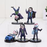 Figuras De Joker De Batman The Dark Knight C/ Tienda Lince