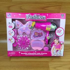 Kit Cabeleireiro Fashion Infantil