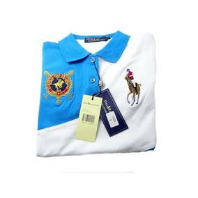 Playera Polo Ralph Lauren Dama / Slim Fit / Envio Gratis
