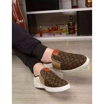 Louis Vuitton Sapatilhas Para Homens # 239349