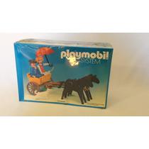 Playmobil Velho Oeste - Charrete Amarela Rara - Cx Lacrada!