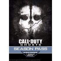 Season Pass Call Of Duty Ghosts En Español Ps3