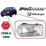 98-99 Volkswagen Pointer Faro Delantero Lado Izquierdo