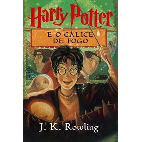 Livro Harry Potter E O Ca´lice De Fogo J.k. Rowling