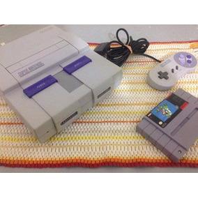 Super Nintendo Completo + Jogo