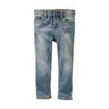 Pantalón Jeans Pitillo Light. Oshkosh
