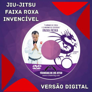 Jiu-jitsu - Faixa Roxa Invencível - Versão Digital