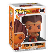 Funko Pop Animation Dbz Vegeta Training #701