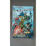 Liga Da Justiça Nº 15 - Os Novos 52.