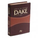 Bíblia De Estudo Dake Editora Atos