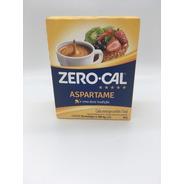 Adoçante Em Pó Zero-cal Aspartame 2 Caixas C/50 Sachês