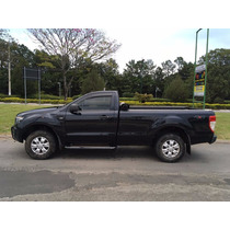 Ford Ranger Cs Xls 3.2 5 Cilindros 2013 Couro + Completa