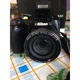 Nikon Coolpix L320 Zoom 26x 16.1 Mp Semiprofissional
