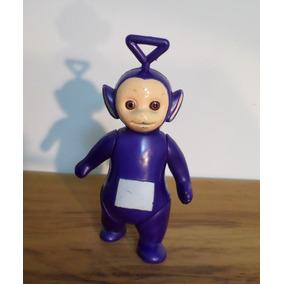 Teletubbies Roxo Tinky Winky Articulado Boneco Anos 90