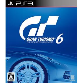 Ps3 Gran Turismo® 6 Juego Digital