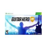 ..:: Guitar Hero Live Para Xbox 360 ::.. En Gamewow