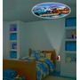 Luz Led Proyectable Disney Cars Foto Eléctrica