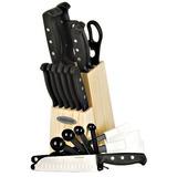 Cuchillos Con Base Farberware Acero 22 Piezas