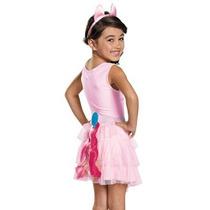 Disfraz Para Niña Mi Kit Little Pony Pinkie Pie