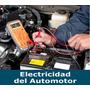 Libros Electricidad Automotriz(electro Auto) + Video Curso