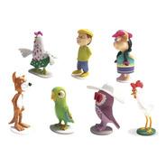 Muñecos y Figuras de Acción desde