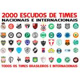 Vetores Logos Brasões E Escudos De Times Clubes De Futebol