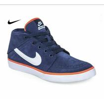 Zapatillas Nike Suketo Mid Urban Talles 38.5 A 42.5