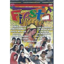 Fiesta Villera Damas Gratis Los Gedientos Pibes Chorros Dvd
