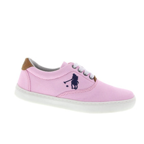 Tênis Casual Feminino Polo Us Original Rosa Chic 004117
