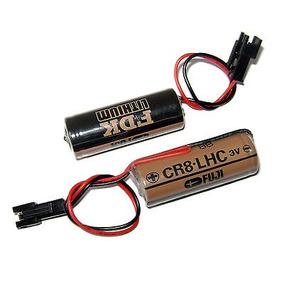 2pcs Fuji Fdk Cr8. Lhc 17450 3v Batería Para Alimentación
