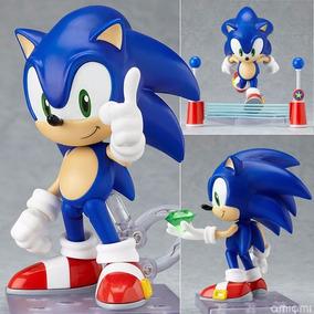 Sonic- The Hedgehod- 10 Cm- Envio Do Brasil