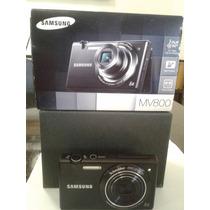 Camara Samsung Mv-800 16.1 Mp 5x Zoom Pantalla Flexible