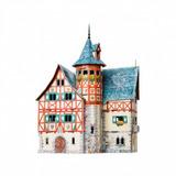 Nuevo Ayuntamiento Medieval Modelo A Escala(rompecabezas 3d)