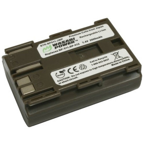 Wasabi Power Battery For Canon Bp-511, Bp-511a, Bp-512, Bp-5