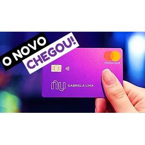 Convite Para O Novo Cartão De Crédito Nubank