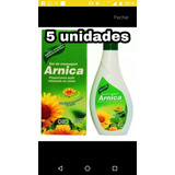 Gel De Massagem Arnica - Kit 5 Unidades