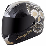 Scorpion Exo 410 Sugar Skull+bono 30.000