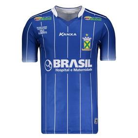 29dee64d18a2e Camisa Kanxa Santo André Ii 2018 Com Número