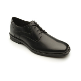 Calzado Zapato Flexi 79604 Negro Casual Oficina Vestir Salir